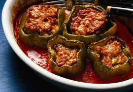 Scott's Easy Stuffed Peppers